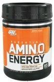 La nutrición óptima - energía esencial aminoácido 65 porciones Orange Cooler - 1,29 libras.