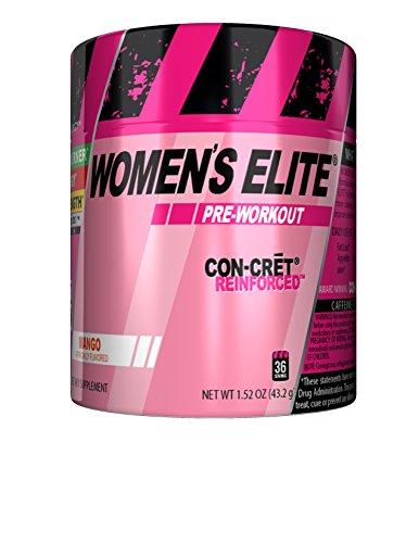 Elite salud de promera Femenil dieta suplemento, Mango, 1,4 onzas