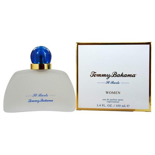 Tommy Bahama Set Sail St Barts por Tommy Bahama para las mujeres, Eau De Parfum Spray, 3,4 onzas botella