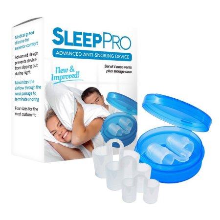 ™ Advanced Anti ronquido de la nariz del tapón del ronquido del sueño guardia- dispositivo - Sencillo y cómodo -..., buque de EE.UU., SleepPro Marca