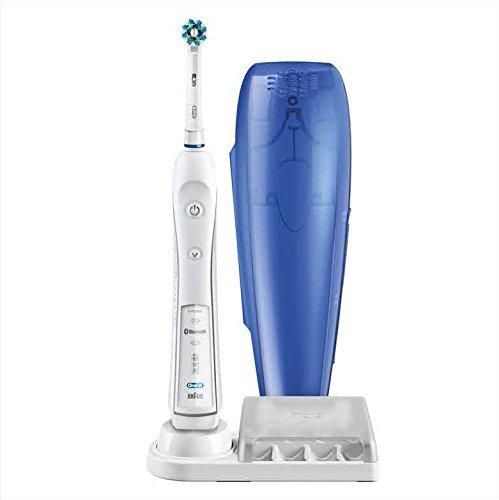 Oral-B Pro 5000 energía SmartSeries de cepillo de dientes eléctrico recargable con conectividad Bluetooth alimentado por Braun
