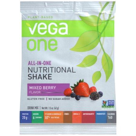 Basado en una planta de Berry Flavor Mixed Nutritional Shake Drink Mix 40ml