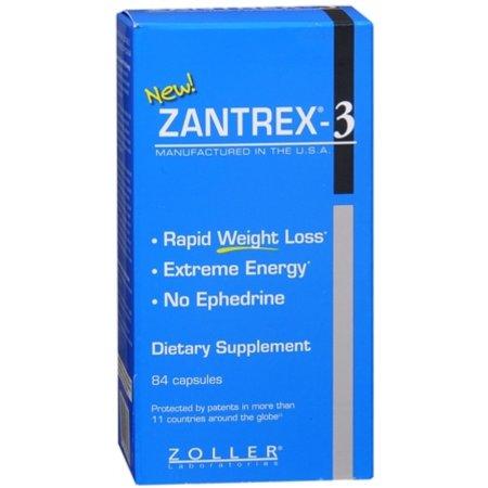 Zantrex-3 Cápsulas 84 cápsulas