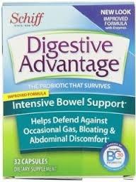 Ventaja digestiva intestinal intensivo apoyo Schiff 32 Caps