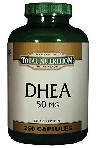 DHEA 50 Mg. cápsulas - 250