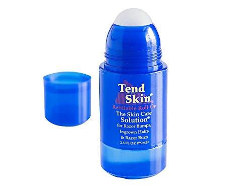 Tienden piel cuidado solución rodillo recargable en 2,5 onzas
