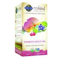 Multi jardín de la vida mykind orgánicos mujeres 40 + 60 tableta orgánica