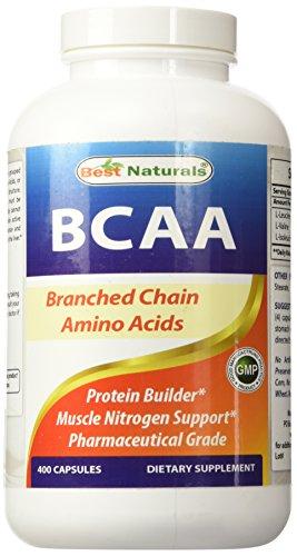 Cápsulas de BCAA 400--SIDA en pérdida de peso, construir masa muscular magra y la recuperación muscular, contiene L-leucina, L-isoleucina, y L-valina, fabricado en un E.e.u.u. base GMP certificada la facilidad y tercero prueba de pureza. Garantizado!!!!