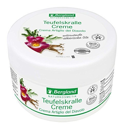 Garra crema del Bergland diablo 200 ml de Bergland