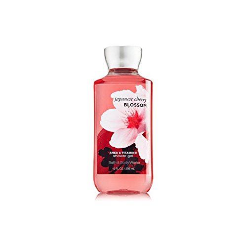 Gel de ducha de baño cuerpo obras flor de cerezo japonés oz 10,0