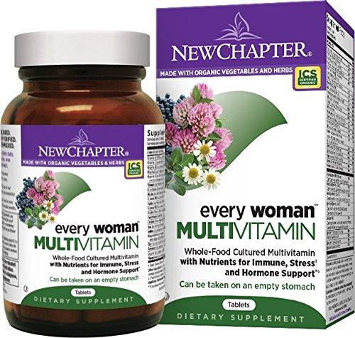 Nuevo capítulo cada mujer multivitamínico - ct 120 (60 días de suministro)