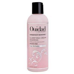 Ouidad superfruta renovación aclarar Shampoo crema, 8.5 oz