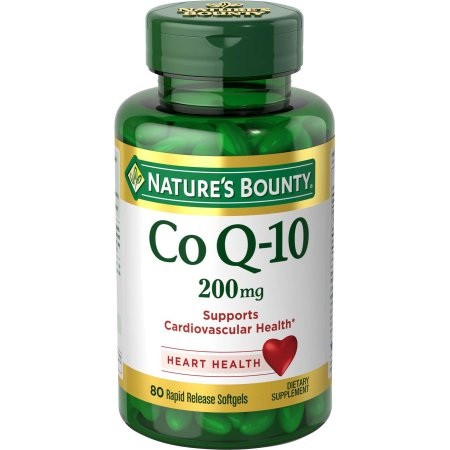 Nature's Bounty Co Q-10 Tablets, 80 Ct