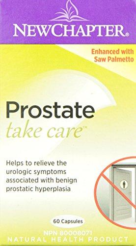 Cuidar la próstata capítulo nuevo, 60 cápsulas