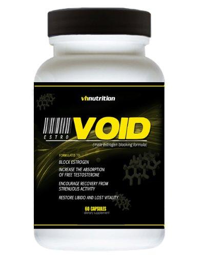 Bloqueador de estrógeno EstroVoid para hombres | Inhibidor de la aromatasa, Anti estrógenos y testosterona