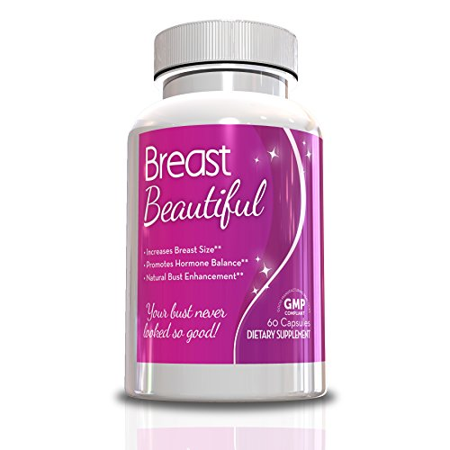 Píldoras de la ampliación de mama hermosa mama, completo 30 días, 60 cápsulas, ayuda a aumentar el tamaño de su copa, alholva del realce del pecho, buscar increíble verano 2015, prepárate de cuerpo de Bikini
