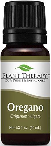 Aceite esencial de orégano (Origanum). 10 ml. 100% puro, sin diluir, terapéuticas grado.