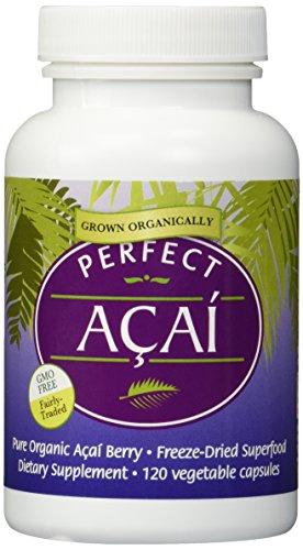 100% puro perfecto ACAI Berry, ACAI cápsulas ~ 120 Caps!