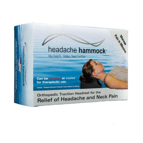 Hamaca de dolor de cabeza: Tracción ortopédica reposacabezas para el alivio Natural del dolor de cabeza, migraña socorro y alivio del dolor de cuello