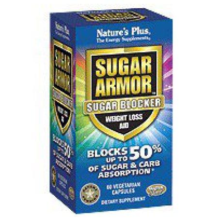 Armadura de azúcar (azúcar Bloqueador) Nature's Plus 60 VCaps