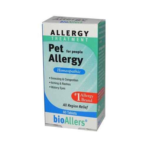 Bio-Allers alergia mascotas tratamiento para personas - 60 comprimidos - Pack de 1