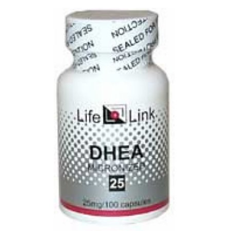DHEA 25 mg - 100 - Cápsula [Salud y belleza]