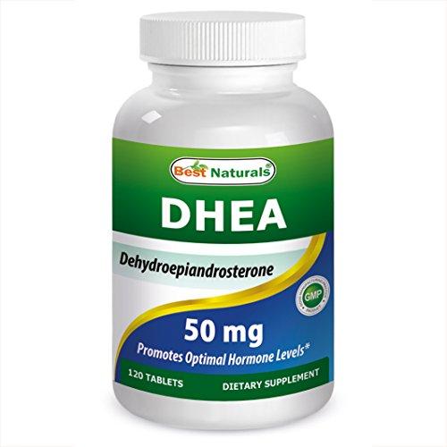 DHEA 50 mg 120 comprimidos por los mejores productos naturales, promueve un nivel hormonal equilibrado, fabricado en un E.e.u.u. base GMP certificada la facilidad y tercero prueba de pureza. Garantizado!!!!