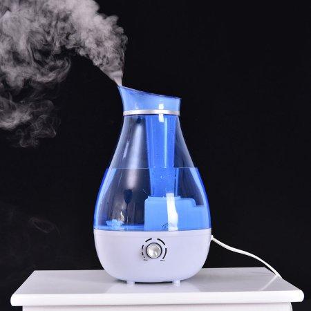 costway 2.5L ultrasónico portátil humidificador del aire del difusor del purificador del sitio casero de Oficina