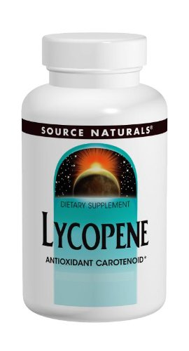 Source Naturals licopeno 15mg, 60 cápsulas