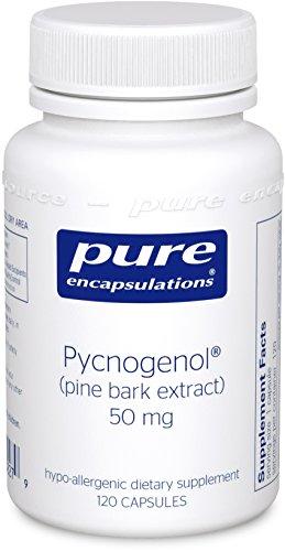 Puros encapsulados - Pycnogenol 50 mg. de 120