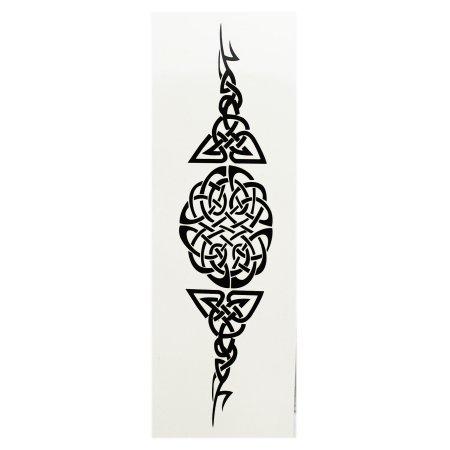 Fuerza entretejido de símbolos significantes y estabilidad temporal del tatuaje