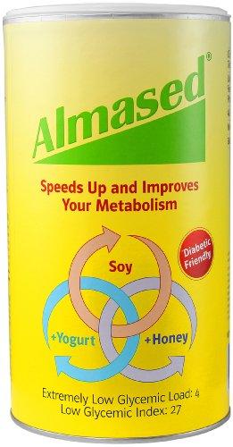 Almased ® - polvo de proteínas Multi - apoya la pérdida de peso, salud óptima y máxima energía, 17,6 oz