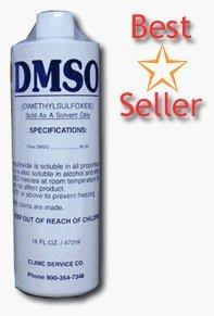 DMSO líquido concentrado 99% puro 16 fl. oz.
