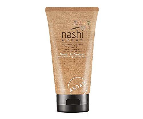Nashi argán profunda infusión reconstituyente hidratante mascarilla 150 Ml-5 Fl.oz