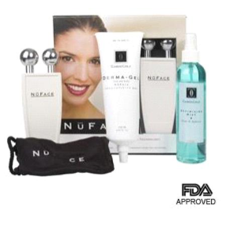 NuFace Facial Rejuvenecimiento Dispositivo Anti Envejecimiento