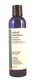 Shampoo Capilar Mari opción m/w té verde orgánico y menta 236ml / 8oz