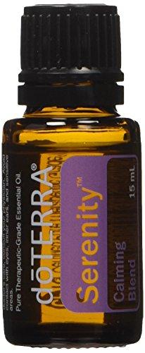 doTERRA serenidad aceite esencial calmante mezcla 15 ml