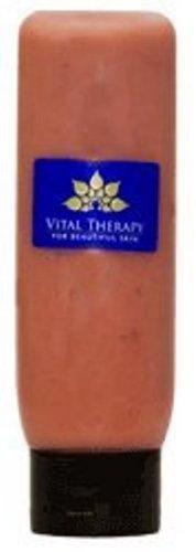 Terapia vital pulido exfoliante, frambuesa, 4 onzas