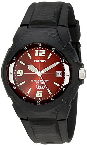 CASIO MW600F-4by Sports Watch de Men