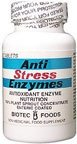 BIOTEC FOODS, Anti-Stress-200 tabs