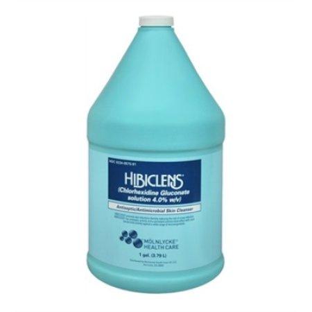 Hibiclens Antiséptico y Antimicrobial Skin Cleanser 57591 1 Galón Jug