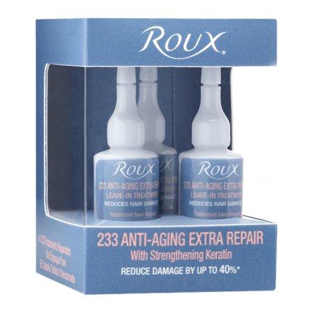 Roux dejar-en tratamiento # 233 contra el envejecimiento de reparación Extra (en un 40% / 3PK x 0,5 oz)