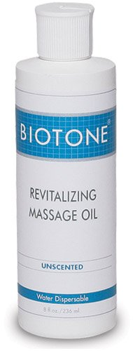 Biotone revitalizante masaje aceite, 8 onzas