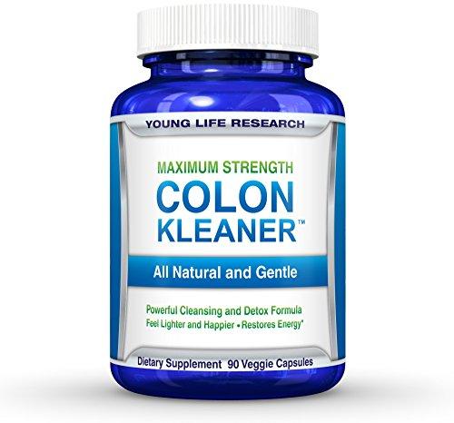 Vaya caca como un profesional! -Mejor desintoxicación de Colon limpiar pastillas - para la salud del Colon, pérdida de peso y aumento de la energía. 90 cápsulas vegetarianas no-GMO