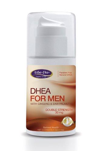 Vida-Flo Dhea para los hombres, 4 onzas