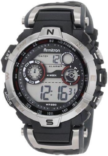 408231RDGY Reloj Digital Armitron hombres Sport