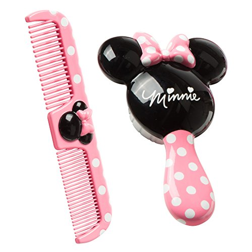 Disney Minnie cepillo y peine Set