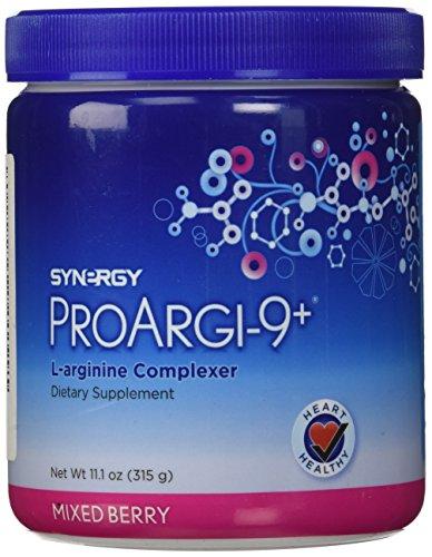 ProArgi 9 Plus nuevo sabor mezcla de la baya 1 tarro, 11,1 oz