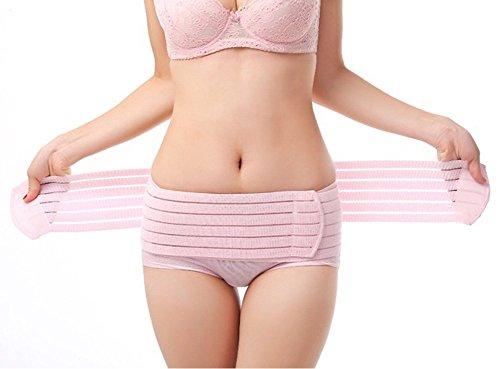 Zcargel venta caliente superelásticas Pelvis posparto rosa recuperación cinturón pélvico corrección Shaper adelgazar