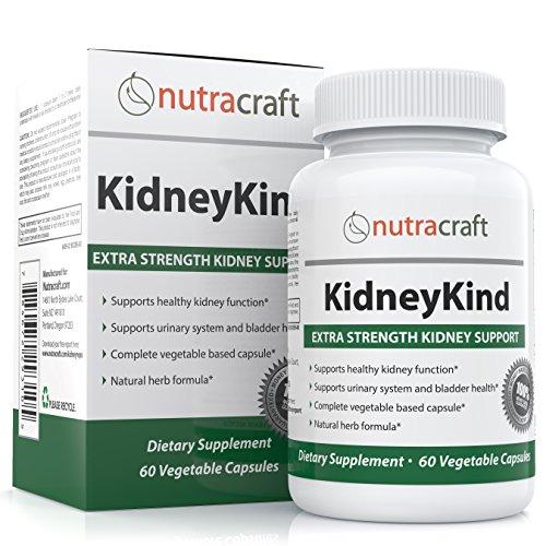 #1 riñón apoyo y suplemento de desintoxicación - limpieza de los riñones naturales y vejiga Care Formula para riñón y salud urinaria - con Buchu, enebro, gayuba, arándano y ortiga hoja - 60 cápsulas vegetales